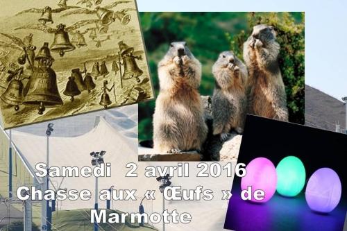 """Grande Chasse aux """"Oeufs"""" de Marmottes"""
