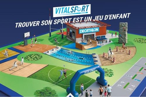 Vital Sport Decathlon : Essayez gratuitement le Ski-Roues