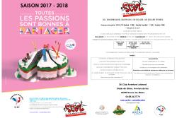 Info licence 2017/2018